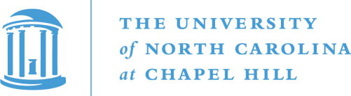 Logo for The University of North Carolina at Chapel Hill
